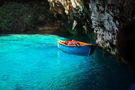 Grotte de Melissani