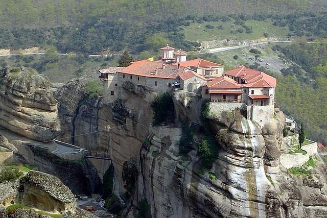 les-monasteres - Photo